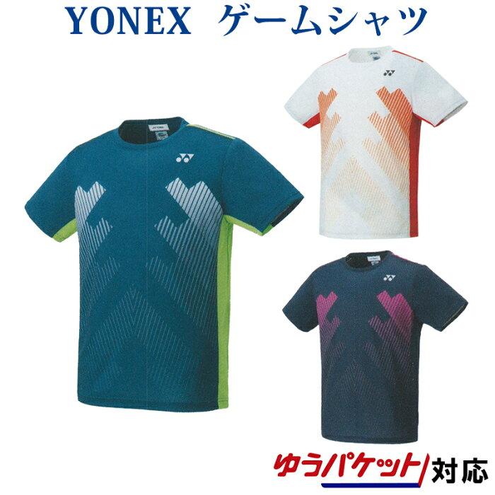 ヨネックス ゲームシャツ 10320J ジュニア 2019AW バドミントン テニス ゆうパケット(メール便)対応
