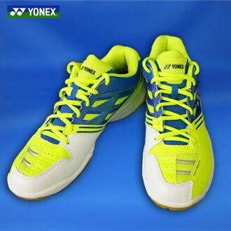 Yonex YONEX 電力墊電源墊) F1N 男子 SHB-F1NM (402) 25% 2013 模型羽毛球鞋羽毛球球拍運動休閒鞋低切。