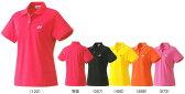 【在庫品】 ヨネックスレディースシャツ20300 ゆうパケット対応バドミントン テニスウエア シャツ 半袖ウィメンズ レディース 女性用2015年春夏モデル