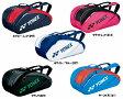【在庫品】 ヨネックス ラケットバッグ6(リュック付)<テニス6本用>BAG1632R バドミントン ラケットスポーツバッグ 収納YONEX 2016年春夏モデル