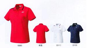 ヨネックス ウィメンズ ポロシャツ20294 バドミントン テニス半袖 ウィメンズ レディース 女性用 YONEX 2015AW ゆうパケット対応 MDPD2017アウトレットwear sale