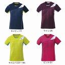 45%OFF 【在庫品】ゴーセンレディースゲームシャツ T1613バド...