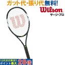 ウイルソン SURGE PRO サージ・プロWRT5767102 テニス ラケット 硬式 Wilson 2016SS 送料無料 当店指定ガットでのガット張り無料!