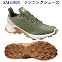 サロモン アルファクロス L40798000 メンズ 2019AW ランニング シューズ 靴