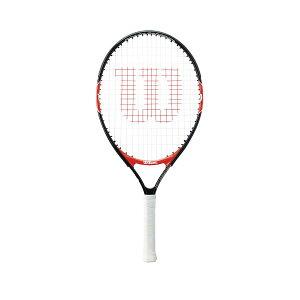 ウイルソン ROGER FEDERER 23 ロジャー・フェデラー 23 WRT200700 テニス 張り上げ ジュニア ラケット Wilson 2017SS ラッキーシール対応