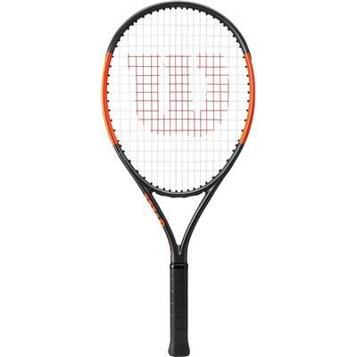 【在庫品】 ウイルソン バーン25S BURN25S wrt534000 テニス 張り上げ ジュニア ラケット 硬式 Wilson 2017年春夏モデル