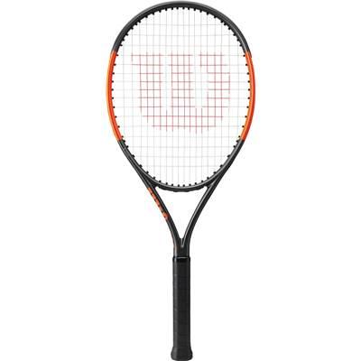【在庫品】 ウイルソン BURN 26S バーン26S wrt534100 テニス 張り上げ ジュニア ラケット 硬式 Wilson 2017年春夏モデル