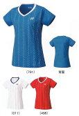 【在庫品】 ヨネックスWOMEN シャツ(スリムロングフィットタイプ)20303 バドミントン テニス シャツ 半袖ウィメンズ レディース 女性用YONEX 2016年モデル ゆうパケット対応