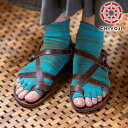 【選べる 2足組】マーブル編み つま先なし 5本指 ソックス 【ネコポス送料無料】指先なし 靴下 メンズ レディース サンダル