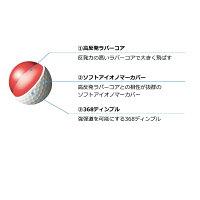 本間ゴルフホンマNEWD1ゴルフボール【1ダース(12球入り)】HONMA
