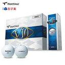 ブリヂストン ゴルフ ツアーステージ V10 ゴルフボール 1ダース12球入り 2012年モデル 【あす楽対応】