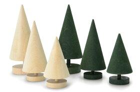 北欧雑貨木製ツリーの置物Sサイズ/スウェーデン製ハンドメイド品
