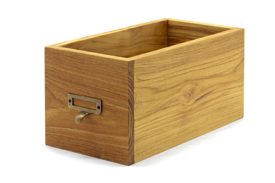 収納家具, 木箱 CHLOROS Industrial 18cm