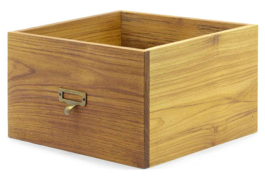 収納家具, 木箱 CHLOROS Industrial 36cm