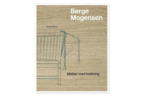 洋書 Borge Mogensen - mobler med holdning【北欧 デンマーク 家具 雑貨 本 書籍 洋書 雑誌 アー...