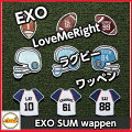 ����̵����EXO[SUM��EXO]�ɽ���åڥ�LovemeRight�饰�ӡ���åڥ���å�