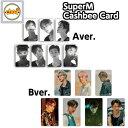 SuperM Cashbee Card メンバー別選択可 テミン べクヒョン KAI テヨン テン マーク ルーカス 韓国交通カード