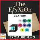 EXO The ElyXiOn OFFICIAL オーブ(球体) メン...