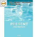 EXO-PRESENT;themoment/PHOTOBOOK204p+postcard2EA