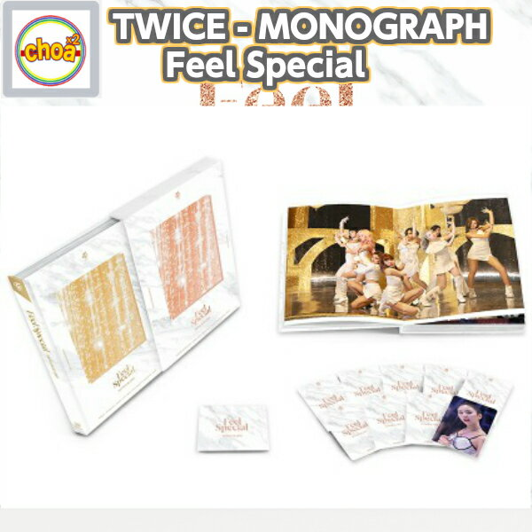 韓国(K-POP)・アジア, 韓国(K-POP) TWICE - MONOGRAPH Feel Special 150p PHOTOBOOK PHOTOCARD 9