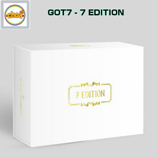 韓国(K-POP)・アジア, 韓国(K-POP) GOT7 7 EDITION PHOTOBOOK