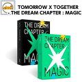 TOMORROWXTOGETHER-[夢の章:MAGIC]THEDREAMCHAPTER:MAGIC(TXT)2種中(ARCADIA/SANCTUARY)1種選択