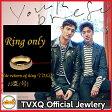 東方神起 TVXQ Official Jewlery / リング TVXQ! The King ジュエリー 公式 WhiteGold ring tvxq accessory