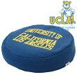 【予約販売】UCLA犬ベッドペットベッドビーズクッションソファペットマット小型犬ペットソファカドラー/UCLACUSHION(NAVY)
