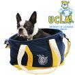 【予約受付中】UCLAキャリーバッグ犬犬用キャリーバッグカレッジトートバッグユーシーエルエー/UCLADOGCARRYTOTEBAG(NAVY)