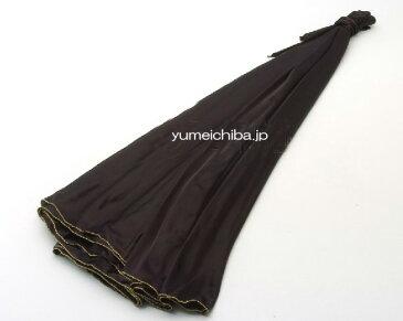 韓国舞踊用衣装チマ・練習用スカート・黒(金糸かがり)■buyouchima-5-s