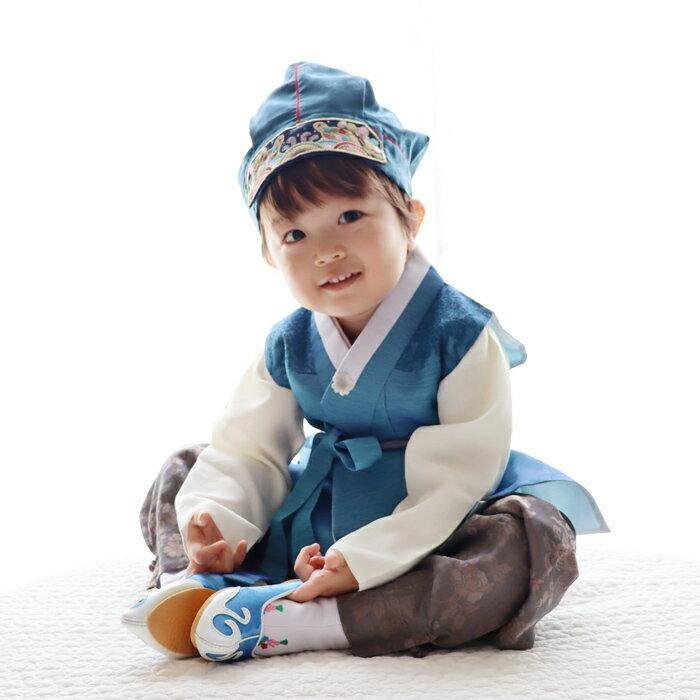 【レンタル】子供レンタルチョゴリ・男の子用No48身長105cm前後 3号サイズ(目安年令4-5才)■f-ren-b48-3-s【男の子レンタル】