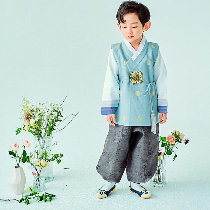 【レンタル】子供レンタルチョゴリ・男の子用No49身長110cm前後 5号サイズ(目安年令5-6才)■f-ren-b49-5-s【男の子レンタル】