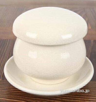 韓国茶器 練習用・自宅用 白磁器一人用4ピース■chaki-16-s【ギフト】【お土産】