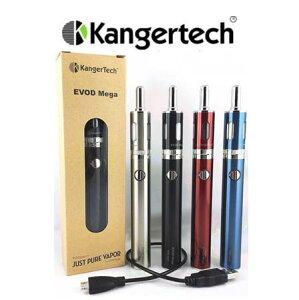 【送料無料】KangerTech 電子タバコ VAPE KangerTech EVOD MEGAスターターキット (カンガーテッ...