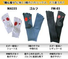 MA335ゴルフFM-03違い