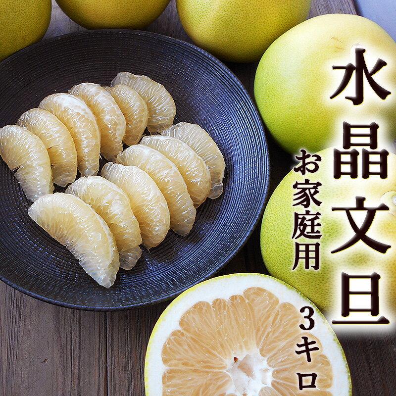 高知県産『水晶文旦(ぶんたん)』