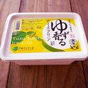 あす楽 ゆず香るアイスクリン 業務用 1リットル 高知産「実生ゆず」使用 手しぼり 果汁5% 果皮入り