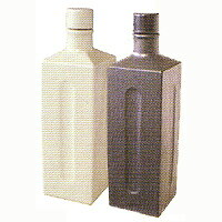 ★ Nagatani pottery shochu bottle ◆ minus ion effect i bottle ★ g. water and white water rafting, 10% off (su-78, su-77).