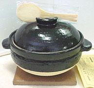 ★送料無料・さらに特典付き!長谷製陶かまどさん2合炊き(ct-03)★※5日〜7日ほどでお届けできます。