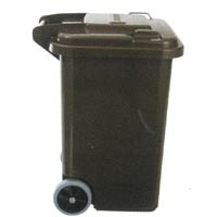 Fair! ★! Dalton, Plastic trash can 45L ◆ in brown color ★ dust box * other product and the supplied not DULTON popular garbage bin series