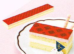★【業務用】【フリーカットケーキ】いちご(320g)1枚★(U)