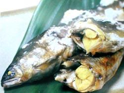 ★ Kochi produced and herring roe on Ayu (aquaculture, 1 kg / number of Omakase) ★ [freezing]