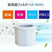 空気清浄機 交換フィルター HEPAフィルター CF-P01FL