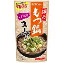 【5点購入で送料無料】ダイショー 博多もつ鍋スープ しょうゆ味 750g