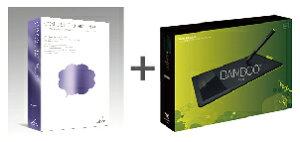 大人気のComic Studio Pro Ver.4.0とBamboo penタブレットの限定セット★Comic Studio Pro +Bam...
