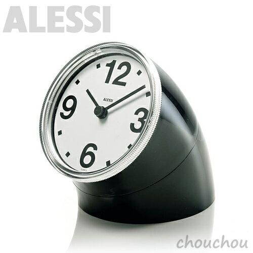 AlESSI Cronotime 置き時計 クロノタイム 【アレッシィ デザイン雑貨 イタリア デスククロック オフィス リビング 店舗】