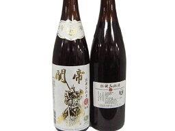 紹興酒 花雕酒(関帝十五年)1本