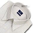 【日清紡アポロコット】長袖・ダブルストライプ・ボタンダウンシャツ・綿100%形態安定・CHOYAシャツCHOYA SHIRT FACTORY(cfd811-375)