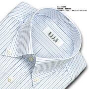 オルタネートストライプ・ボタンダウンシャツ ビジネス ワイシャツ