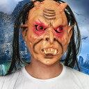 被り物 邪悪な鬼 仮面 お面 怖い 鬼 コスプレ マスク 仮